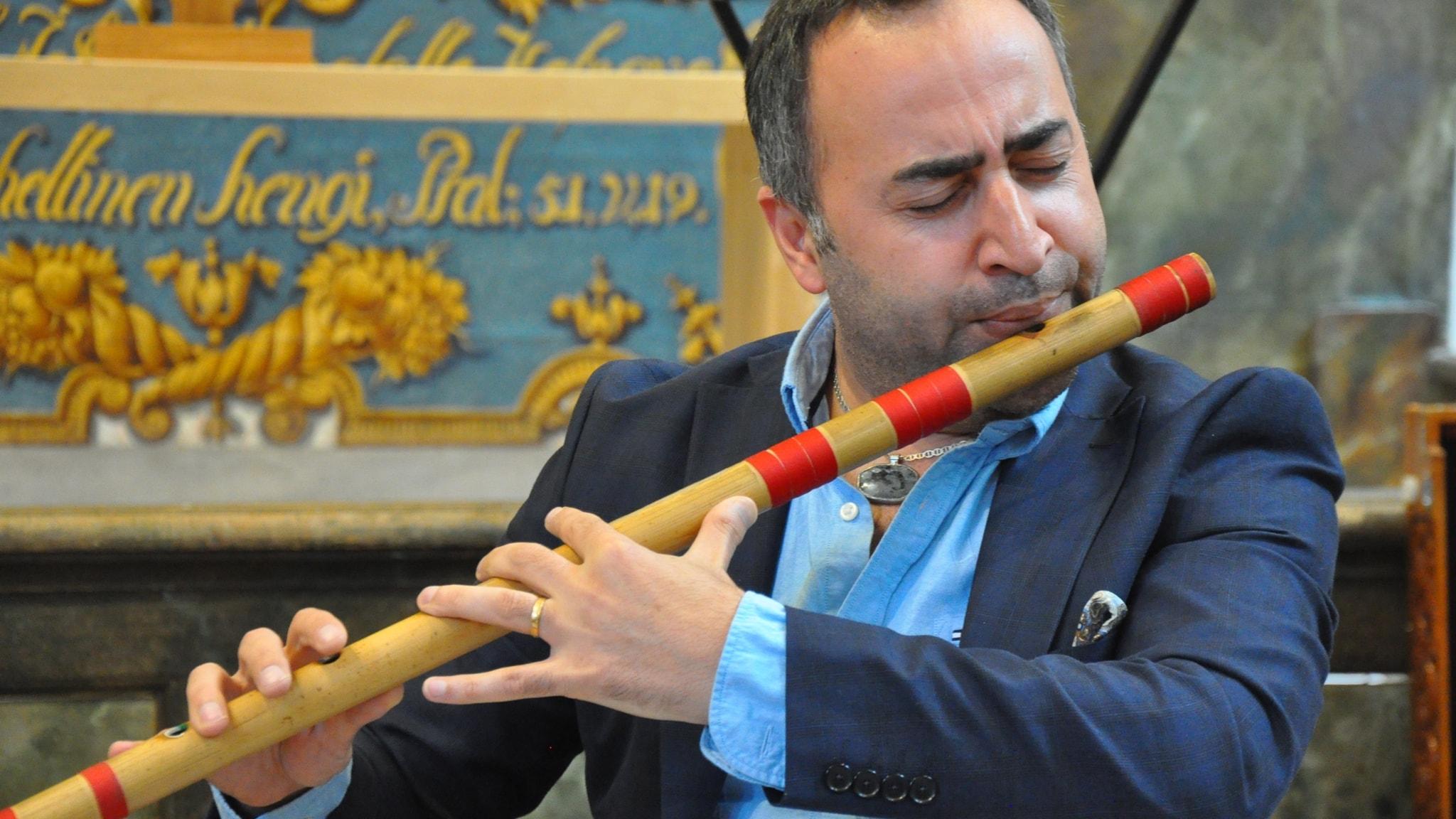 KONSERT: Traditionell musik från Slovakien och Afghanistan