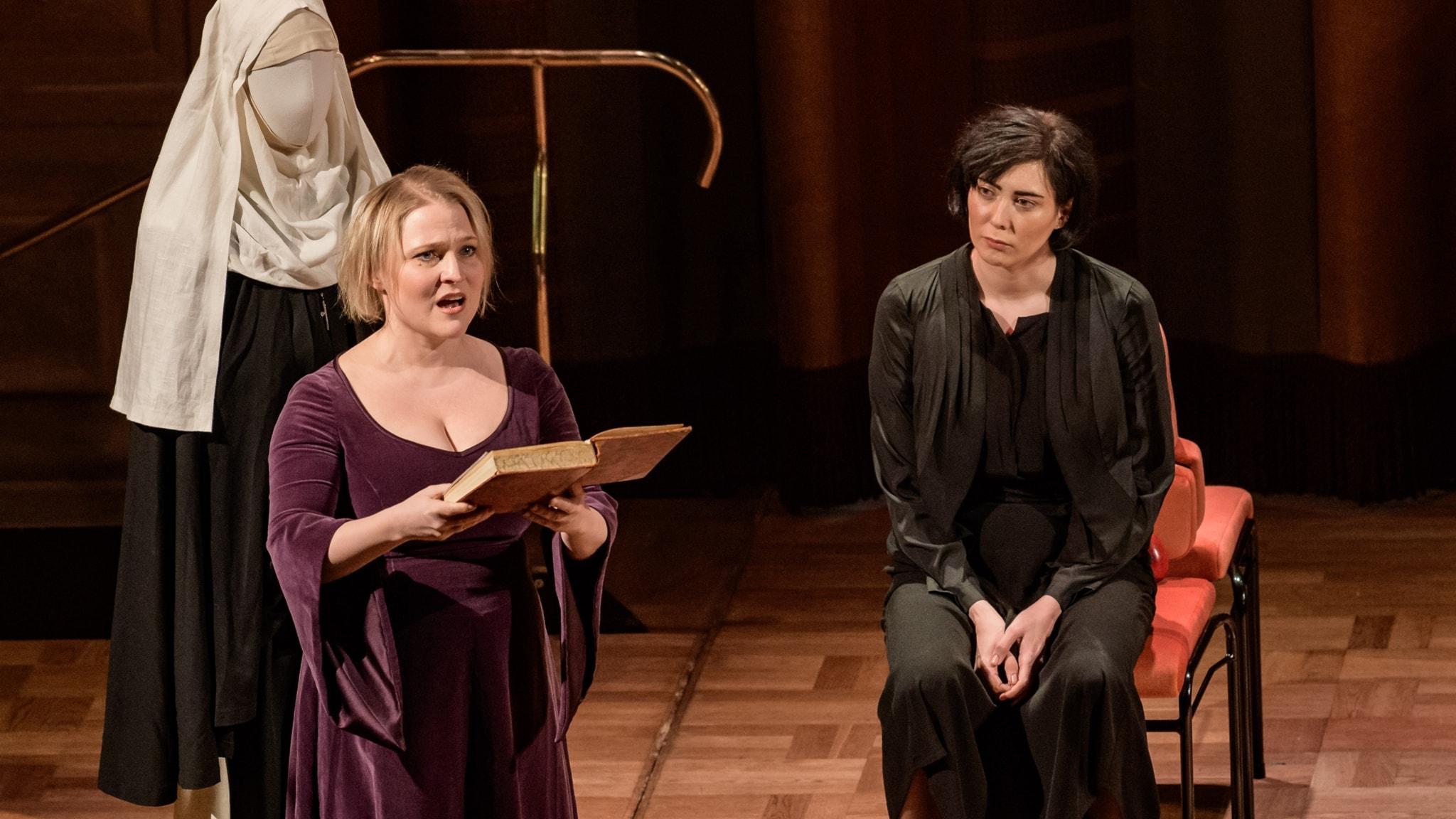 KONSERT: Mystikens systrar med Operabyrån