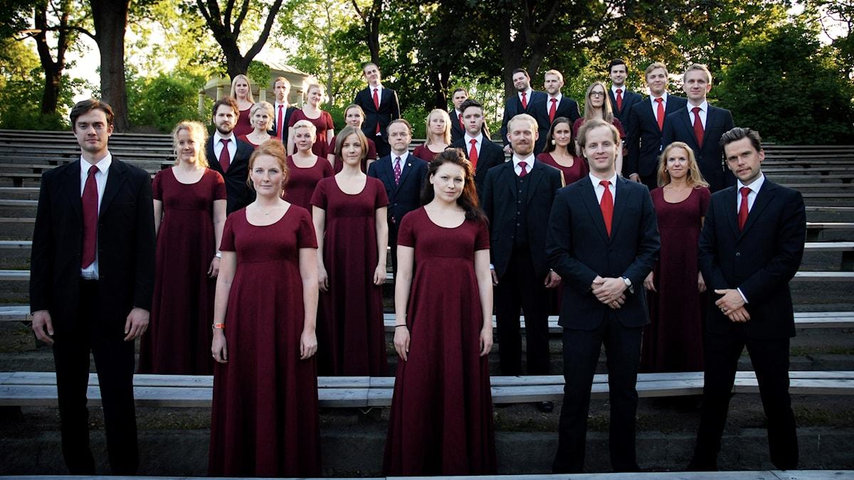 Bild på Sofia Vokalensemble