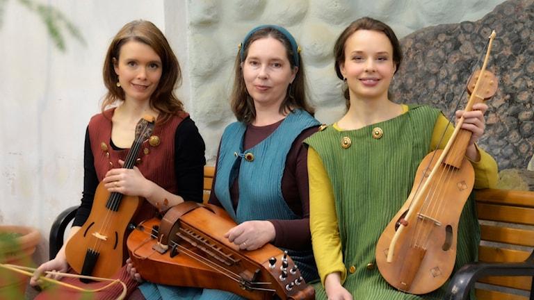 KONSERT: NoMeMus 2018 – Nordisk festival för medeltida musik