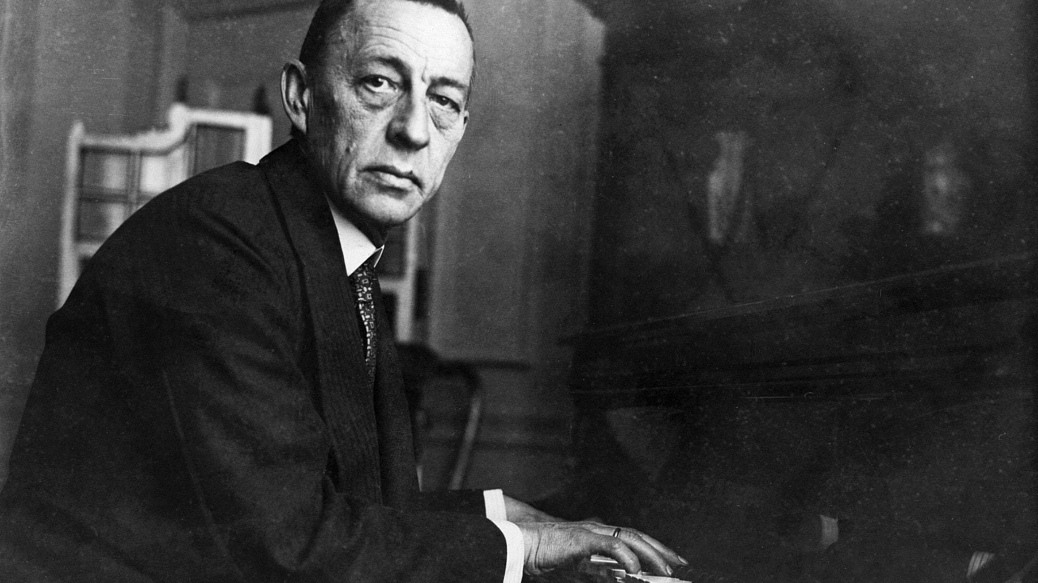 Bild: Rachmaninov.