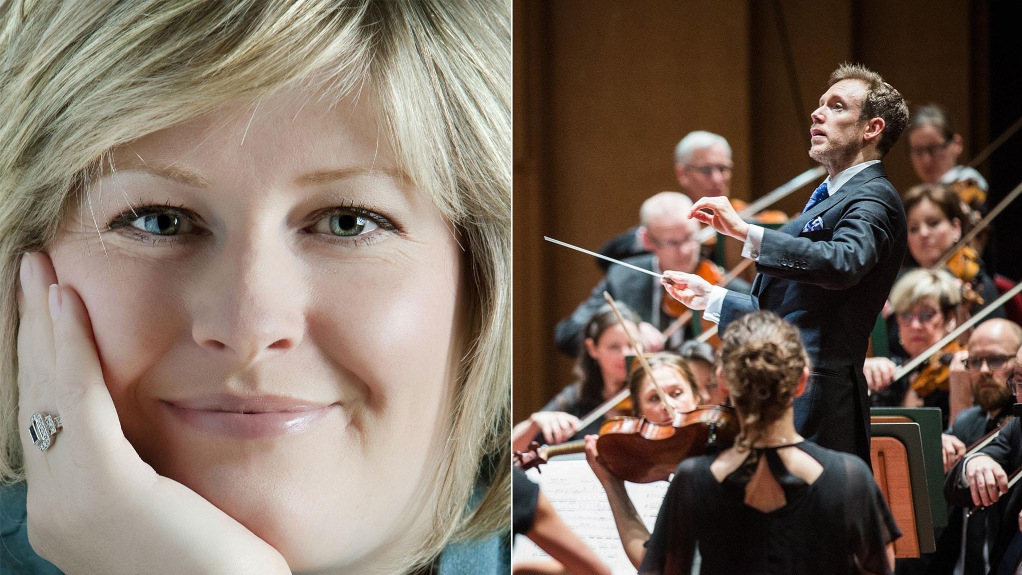 KONSERT: Karen Cargill möter Sveriges Radios symfoniorkester