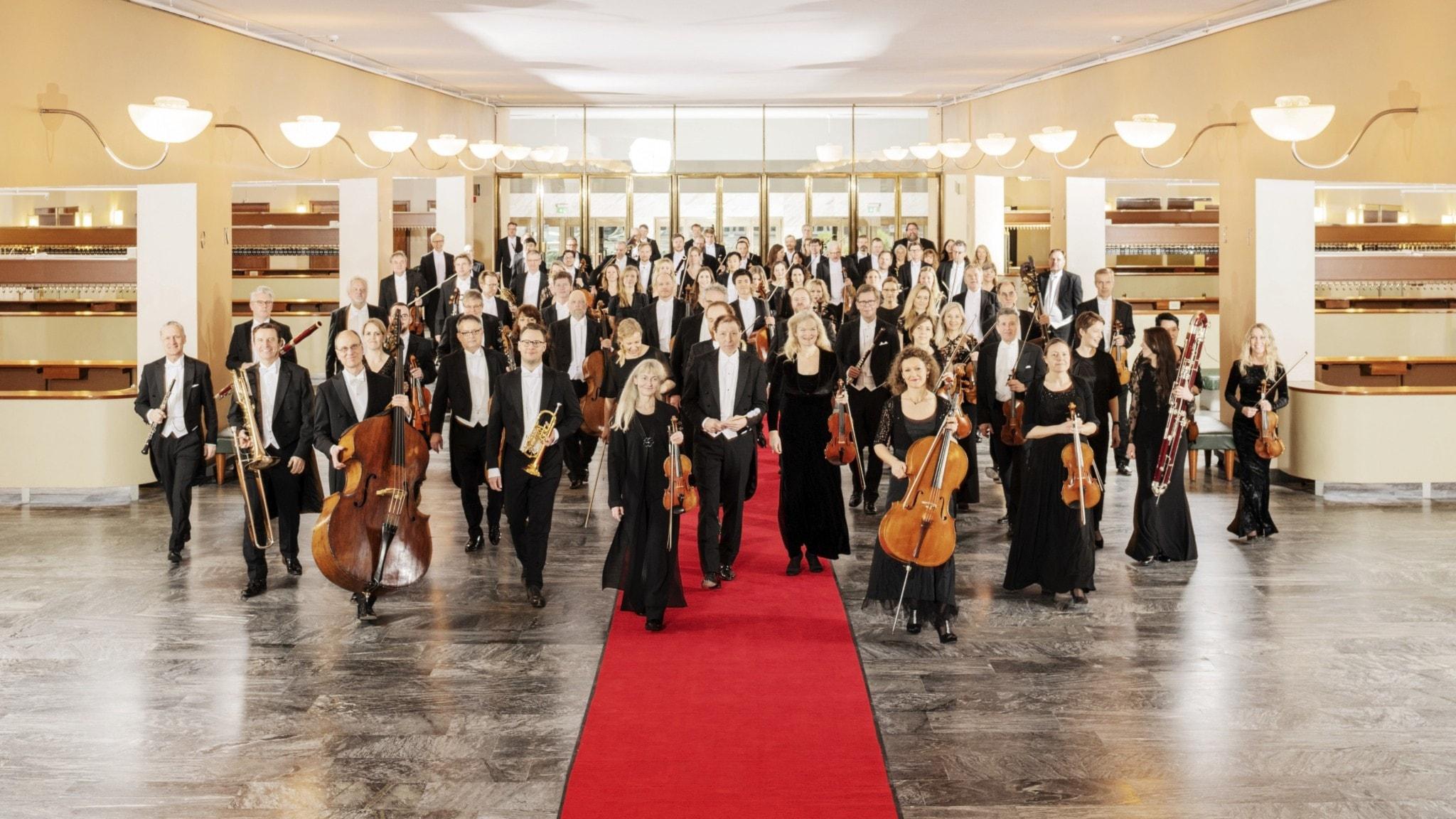 Bild: Göteborgs symfoniker.