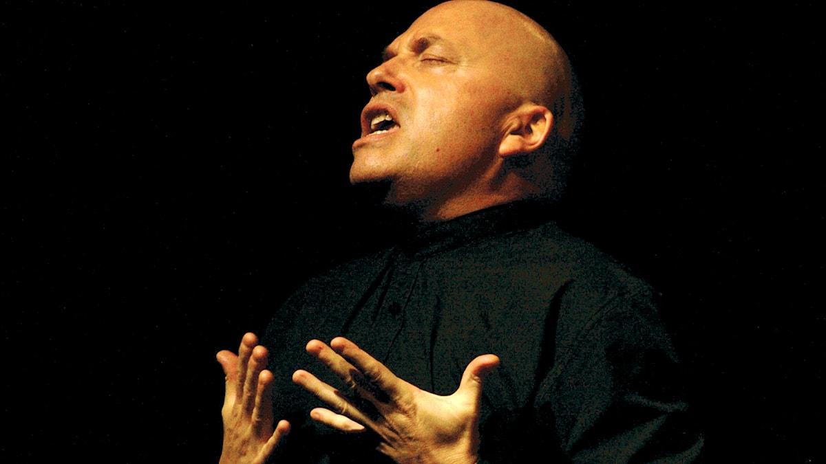 Bild på den brittisk-italienske tenoren Marco Beasley.