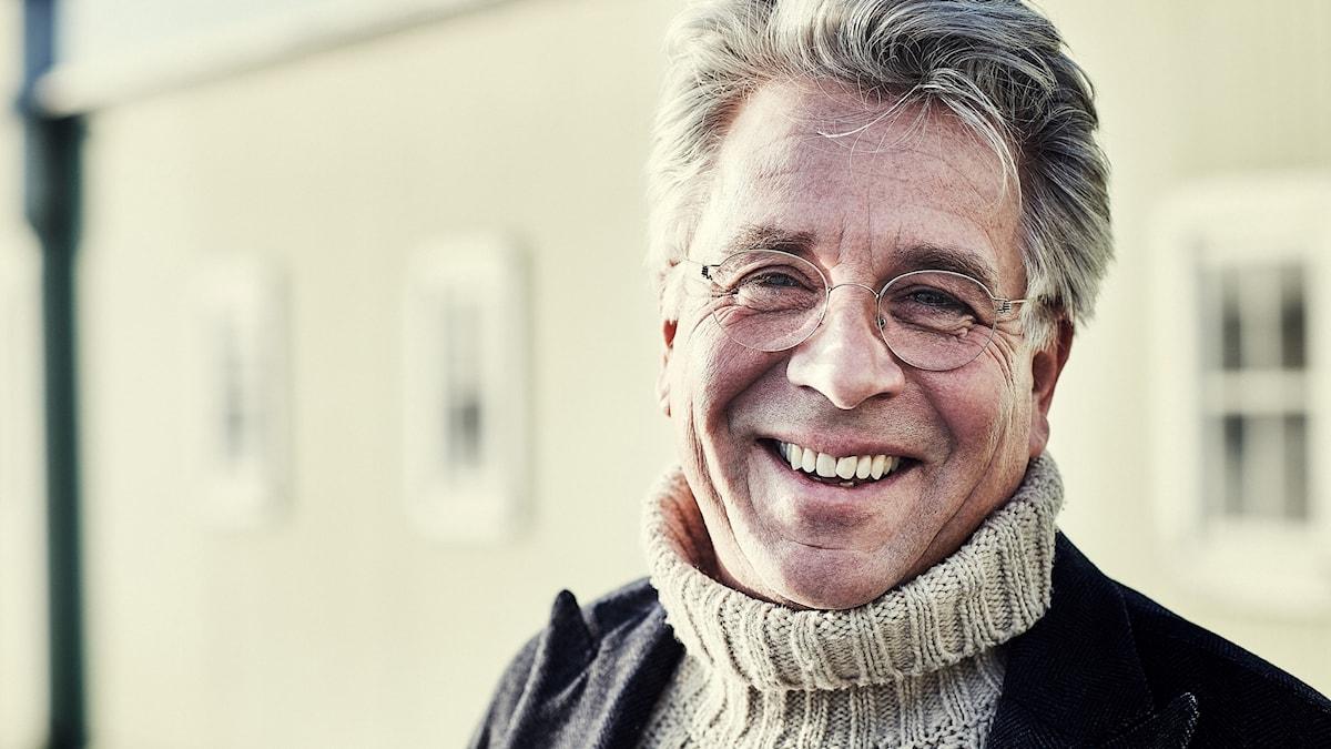 Trumpetaren Håkan Hardenberger är konstnärlig ledare för den nya festivalen Malmö Chamber Music.