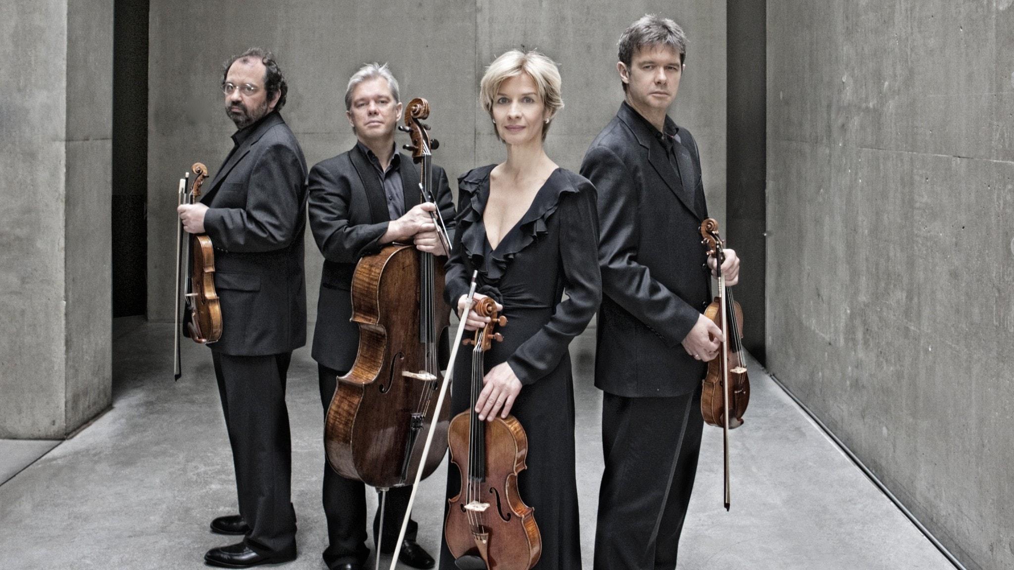 Schuberts sista stråkkvartett