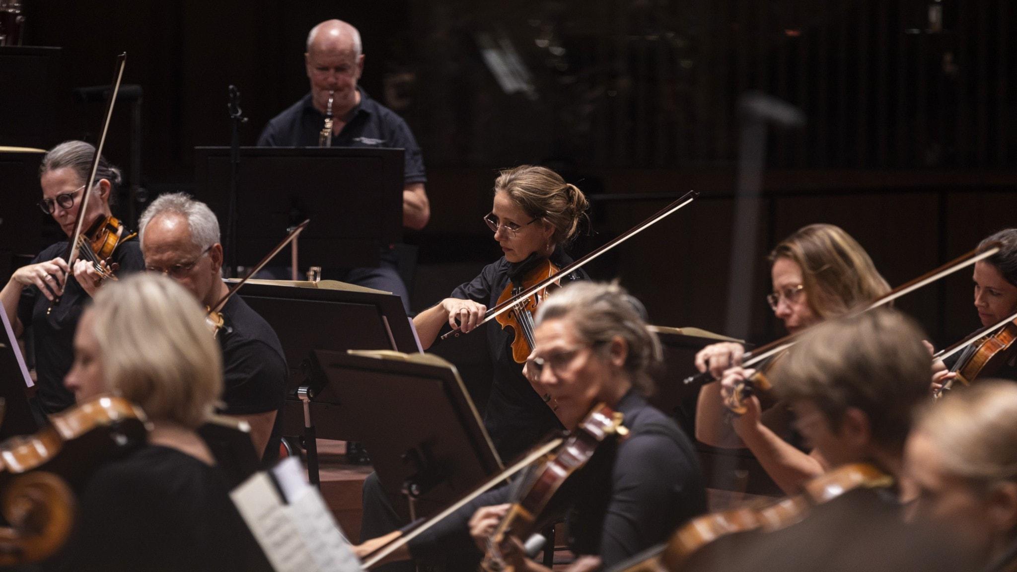 DIREKT: Radiosymfonikerna spelar Mozarts Jupitersymfoni