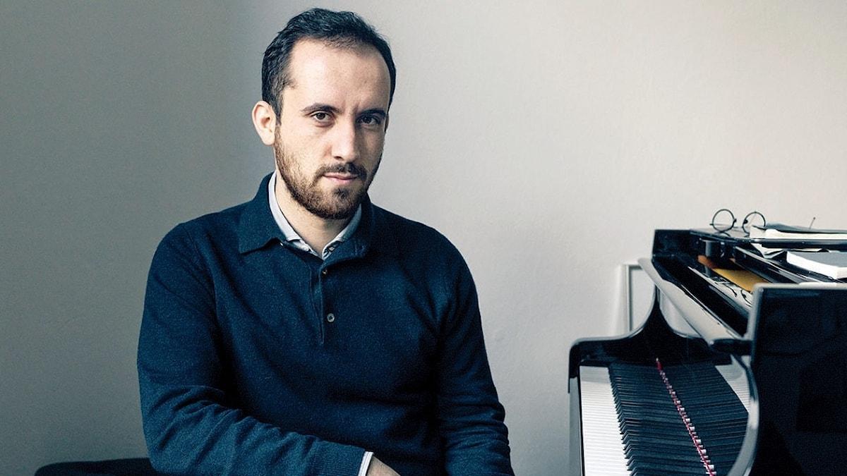 I programmets andra konsert spelar Igor Levit spelar sin favorittonsättare Beethovens Pianosonat nr 31 i Ass-dur.