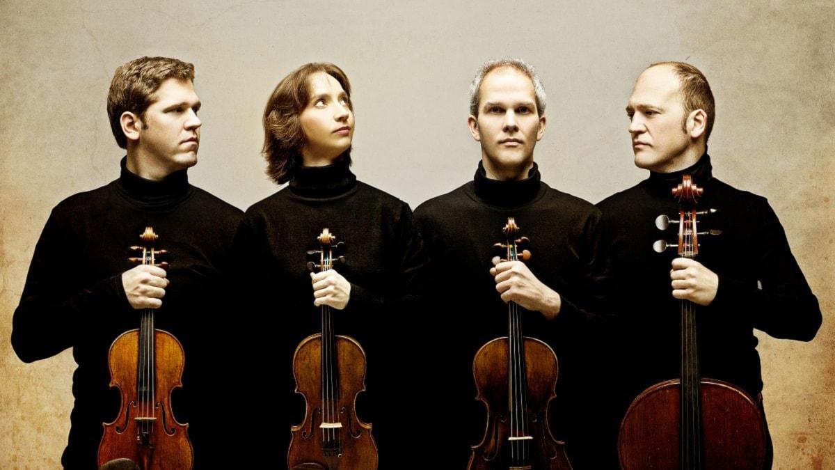 Spanska Cuarteto Casals