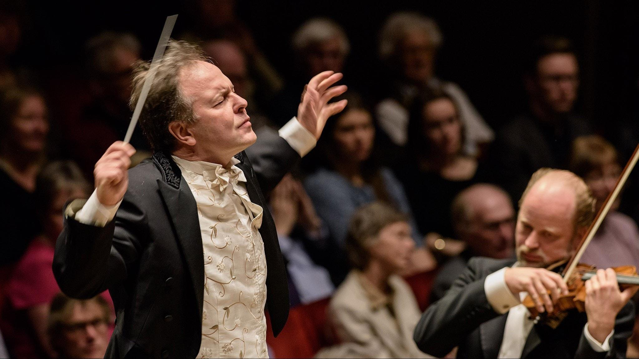 Tjajkovskij och Sibelius med Kungliga filharmonikerna