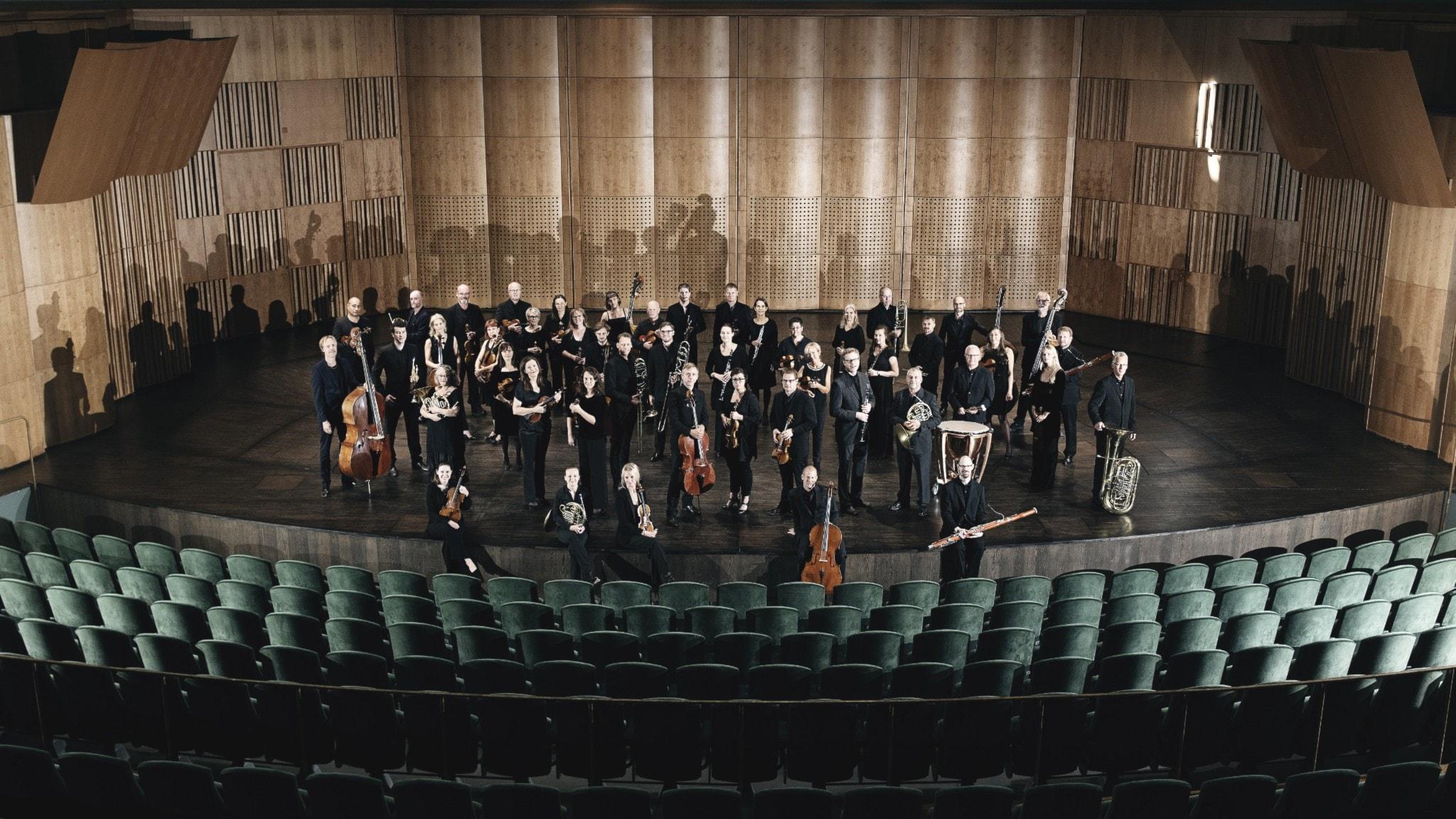 Bild: Gävle symfoniorkester.