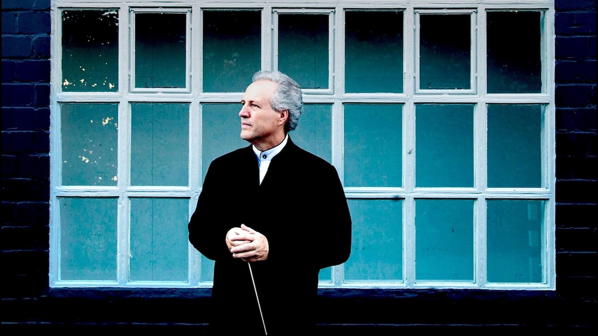 Den österrikiska dirigenten Manfred Honeck.