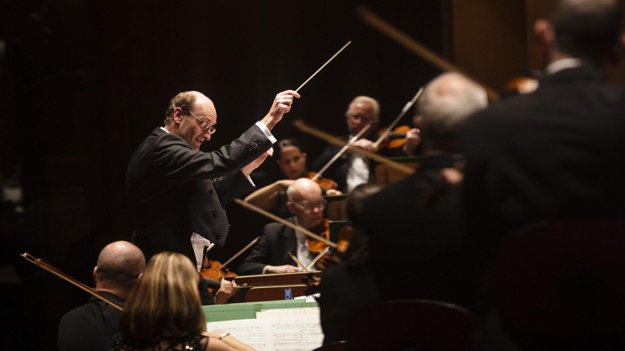 Andrew Manze dirigerar Strauss och Haydn
