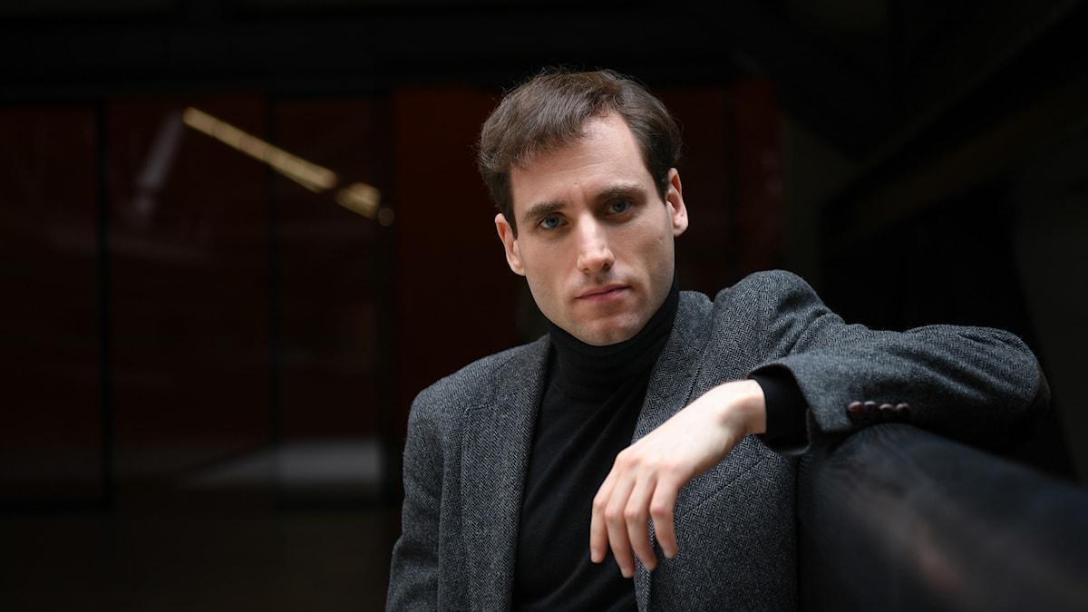 Pianisten Boris Giltburg