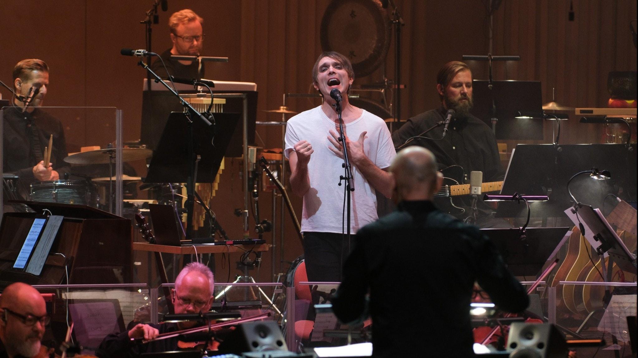 Brian Enos ljudlandskap möter Radiosymfonikerna