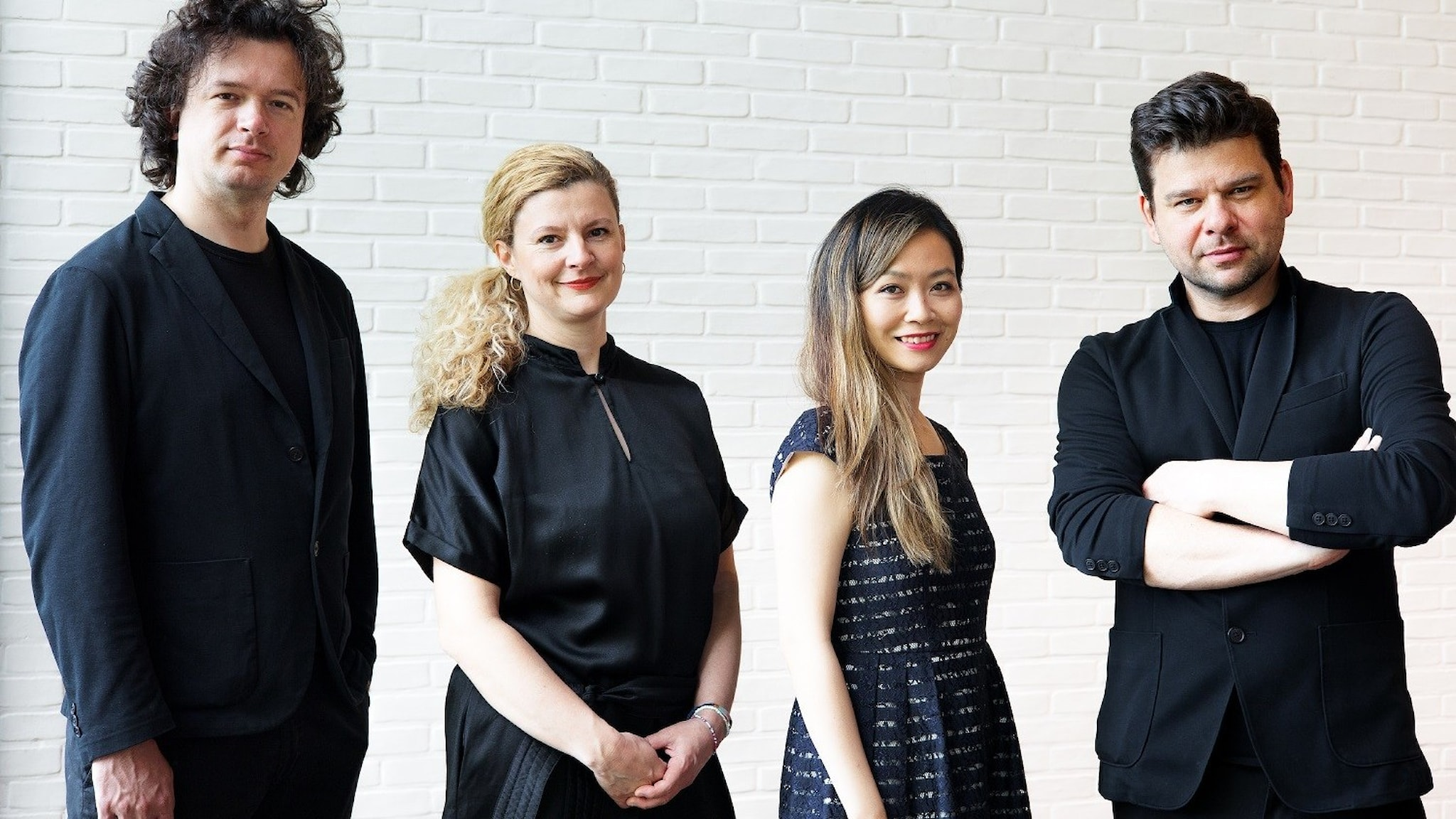Bild: Pavel Haas-kvartetten.