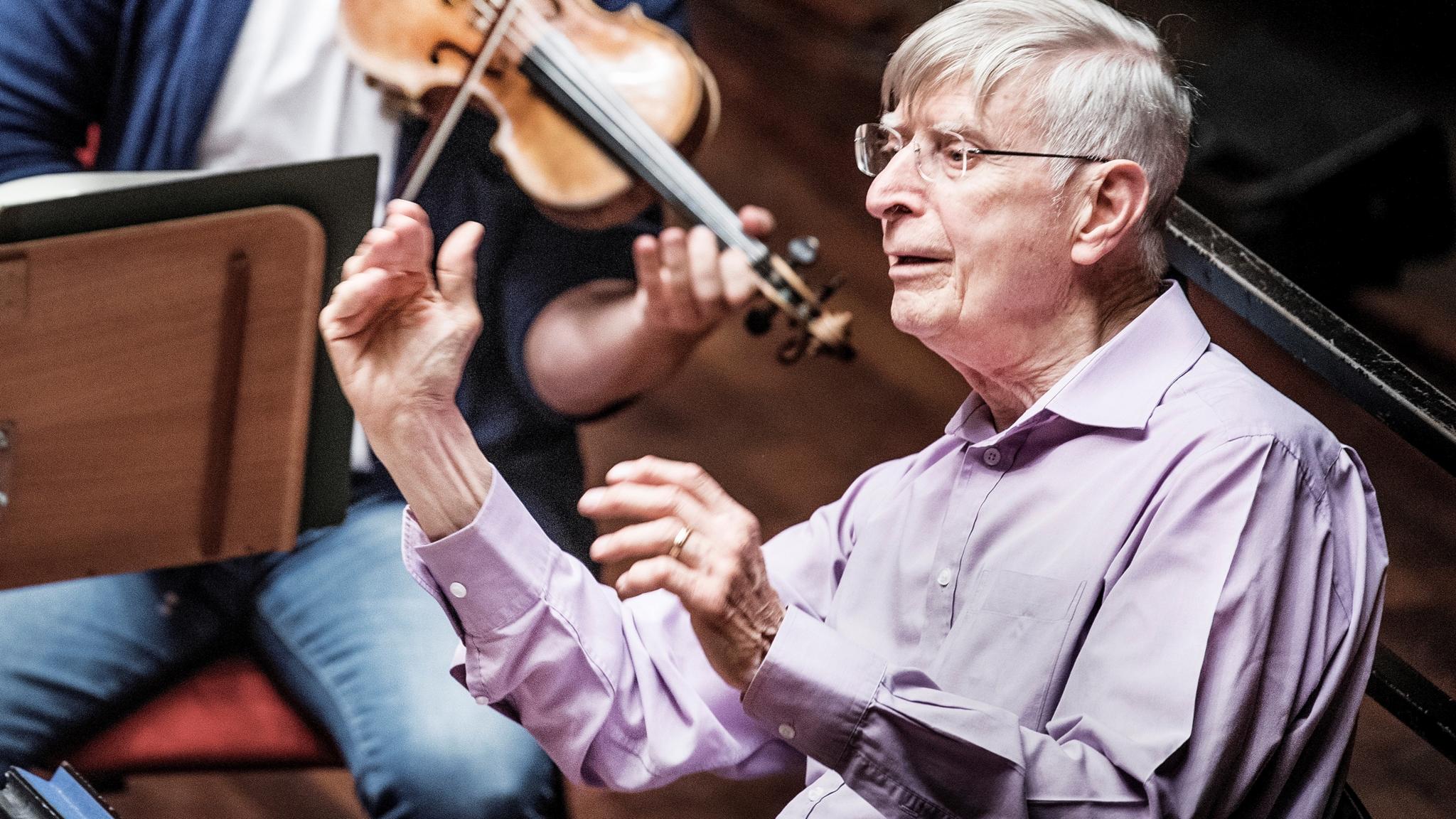 KONSERT: Herbert Blomstedt dirigerar Haydn och Mahler