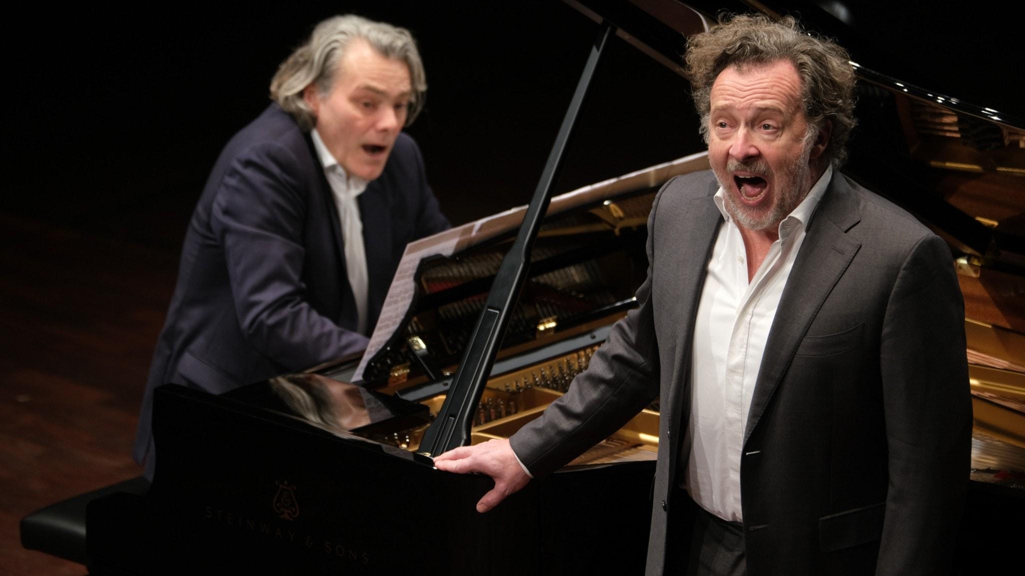 Christian Gerhaher sjunger Schubert