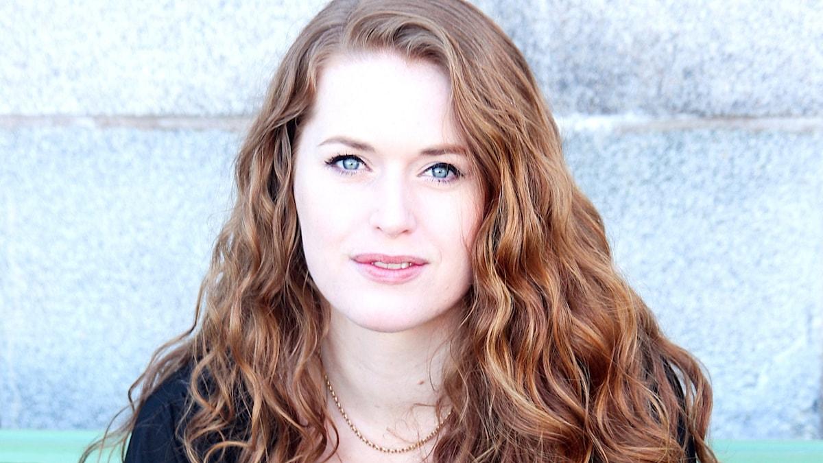 Bild: Svenska sopranen Cornelia Beskow.