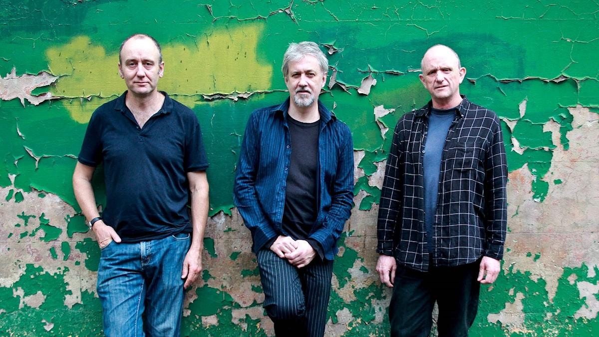 Australiensiska trion The Necks.
