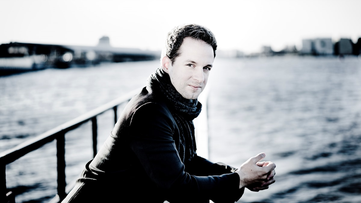 Pianisten Bertrand Chamayou