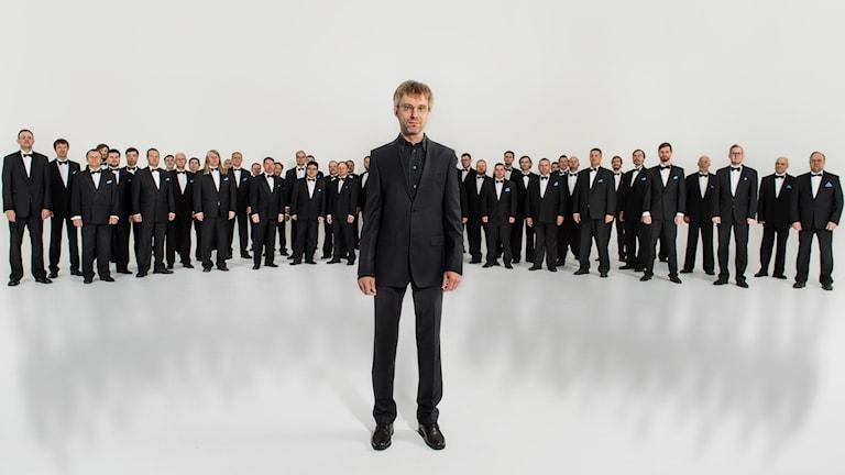Estlands nationella manskör