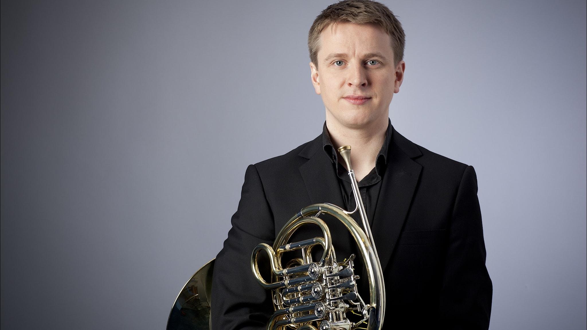 KONSERT: Kammarmusik för horn och stråkar