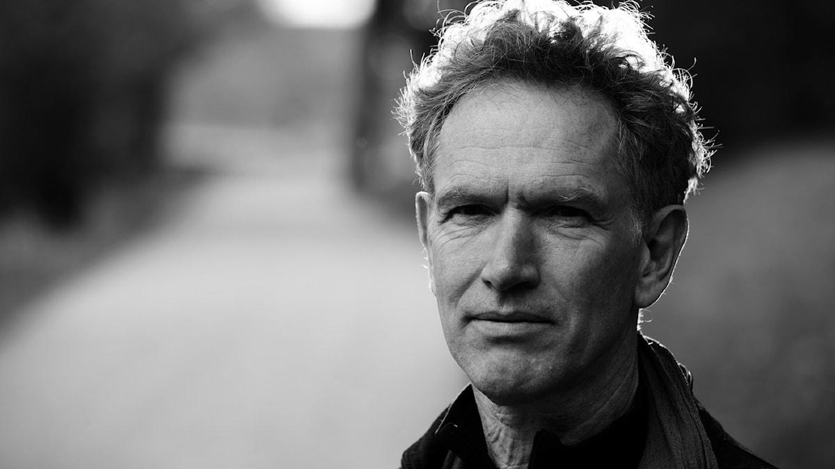 Den danska kompositören Hans Abrahamsen.