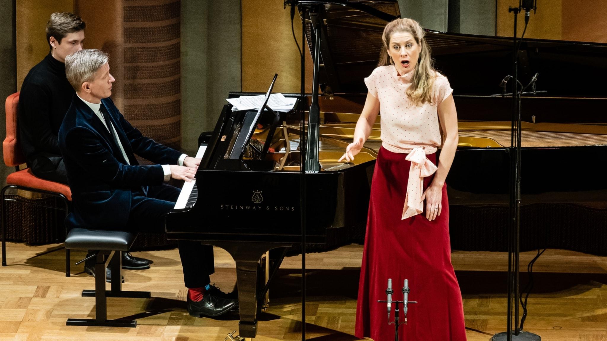 Bild: Magnus Svensson och Malin Byström.
