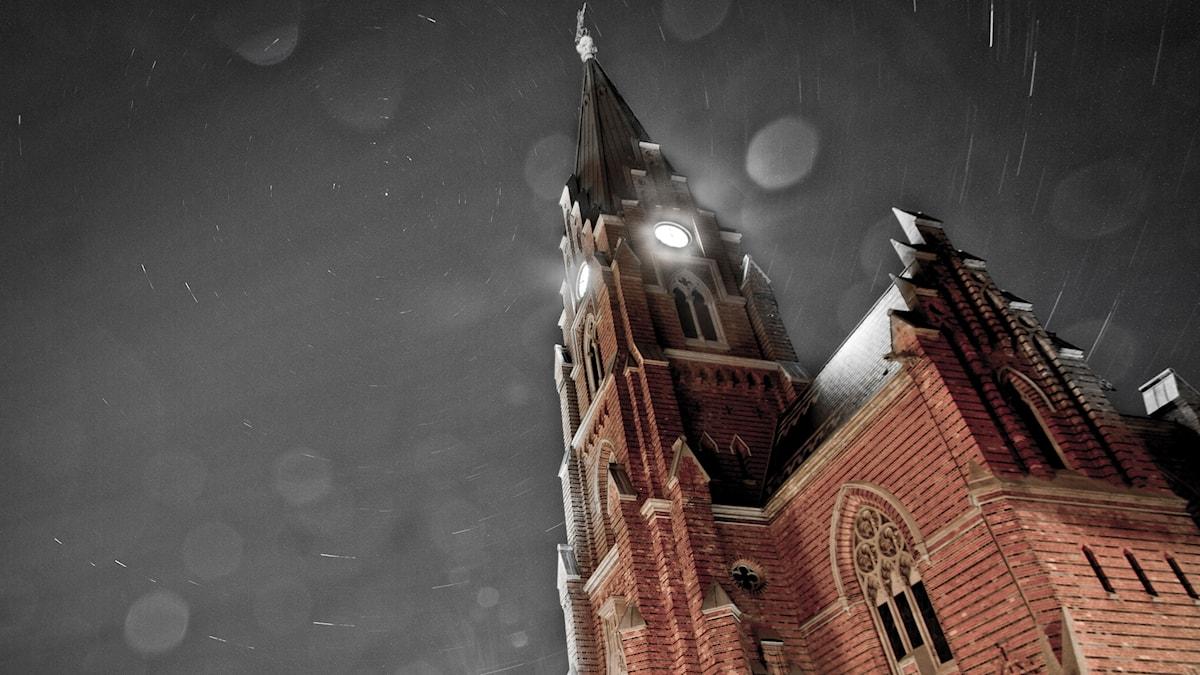 Allhelgonakyrkan Lund