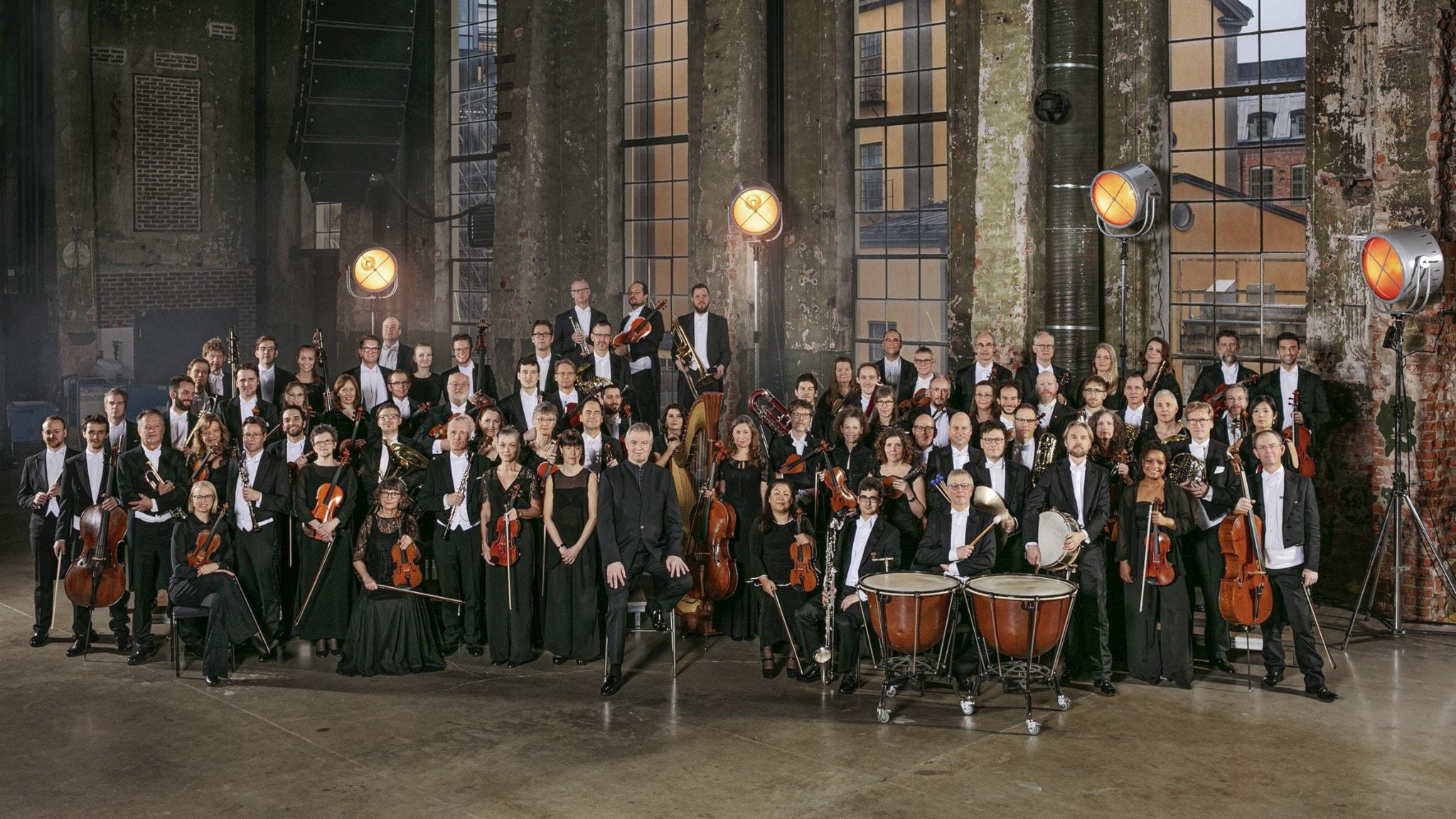 Norrköpings symfoniorkester spelar musik av George Benjamin