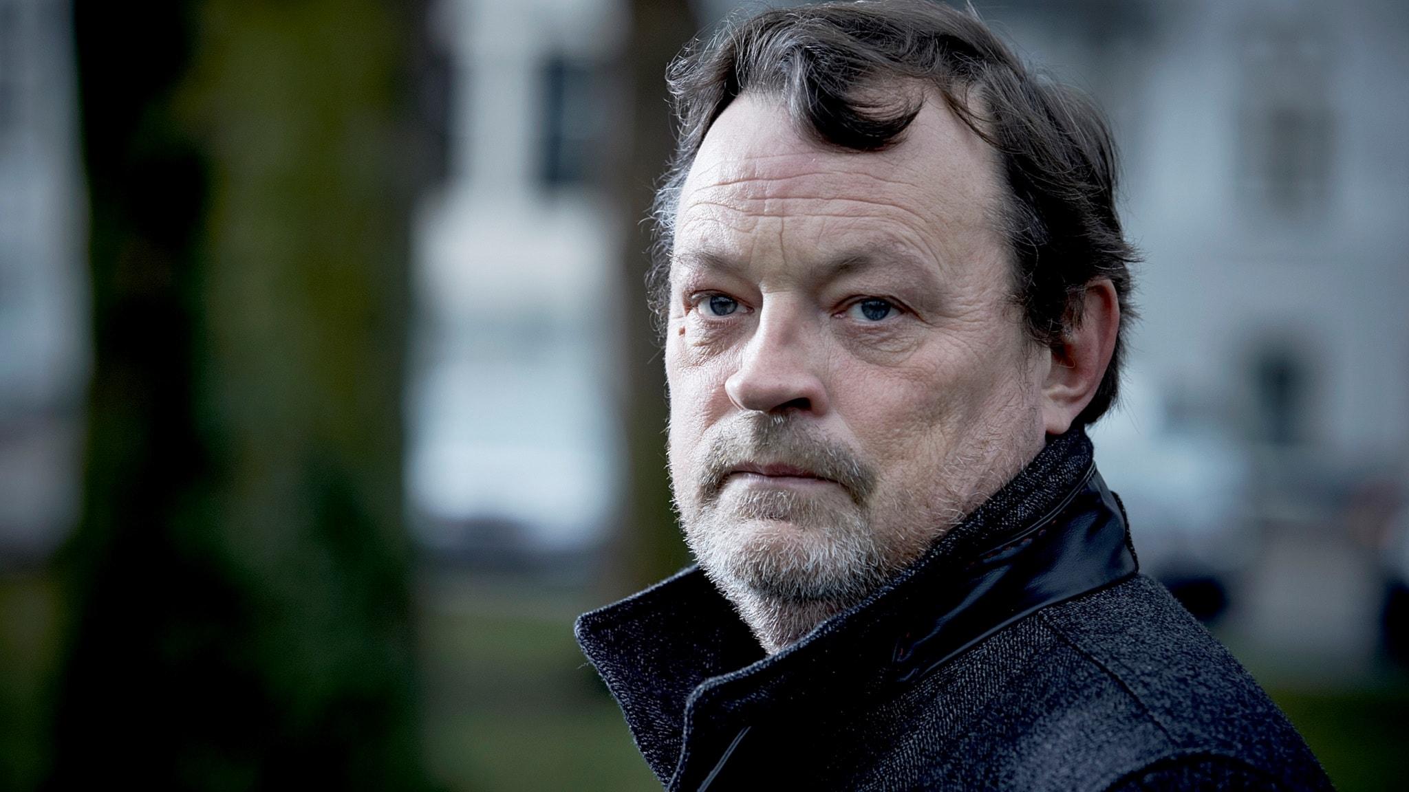 Den danska tonsättaren Bent Sørensen.