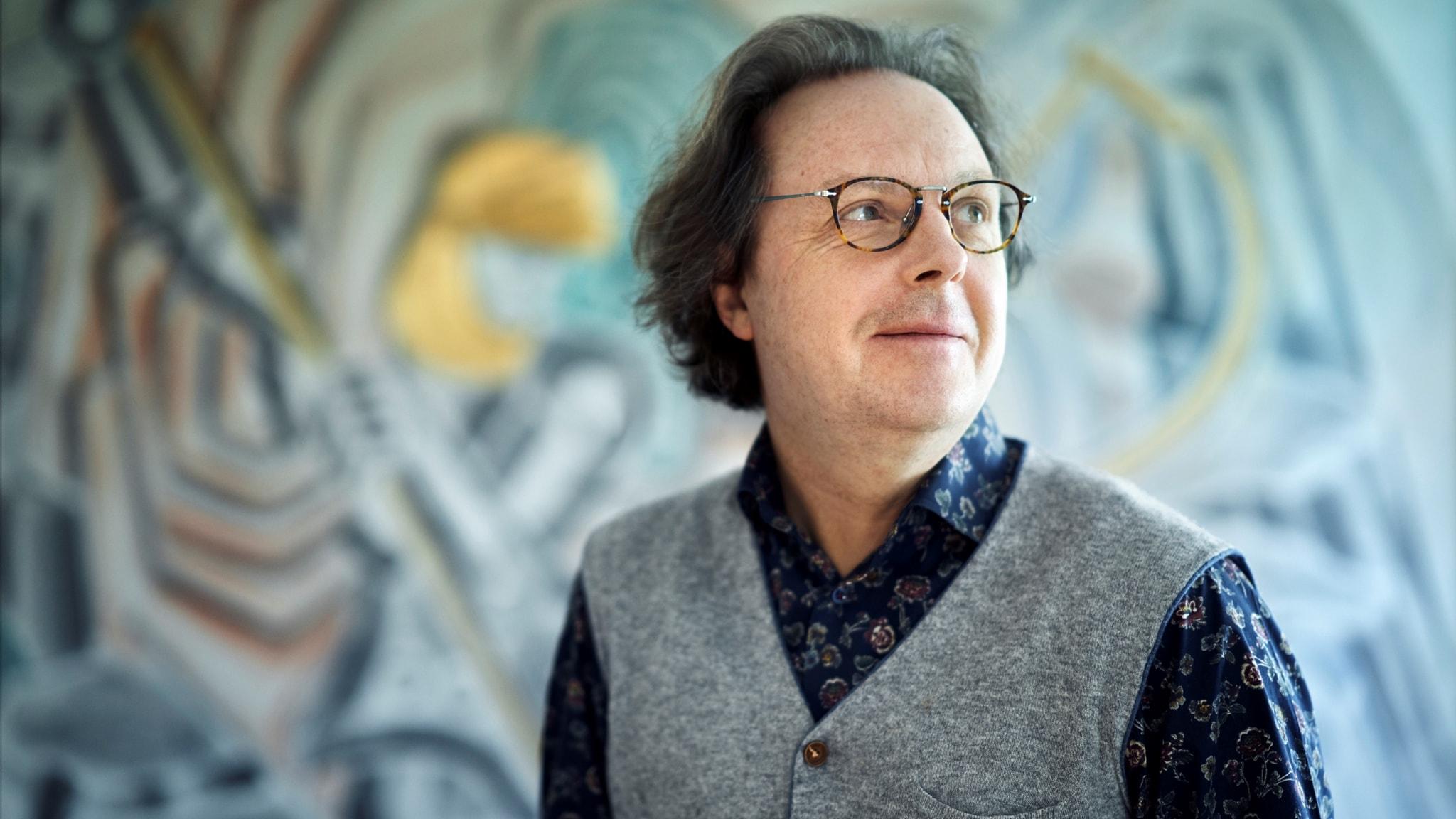Kungliga filharmonikerna spelar musik av Tommie Haglund