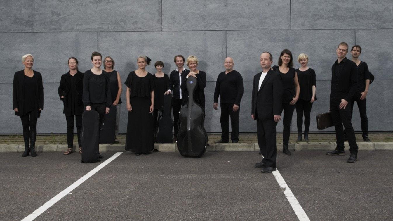 Vivaldi och Corelli med Karlsson Barock