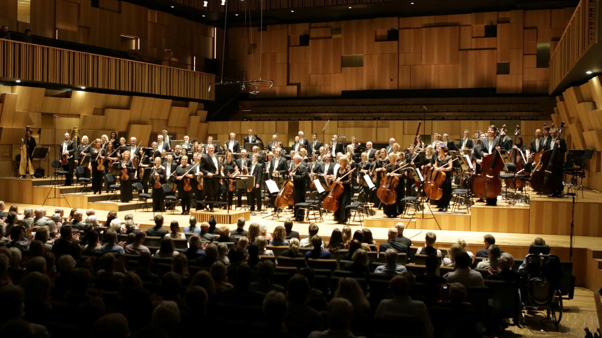 Malmö symfoniorkester.