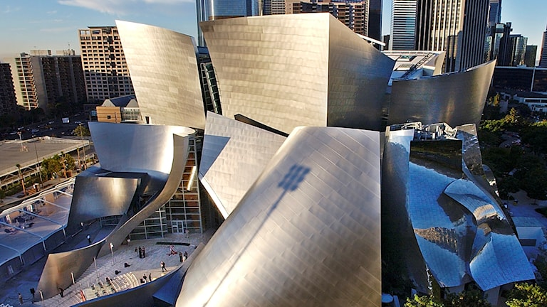 KONSERT: Los Angeles filharmoniska orkester