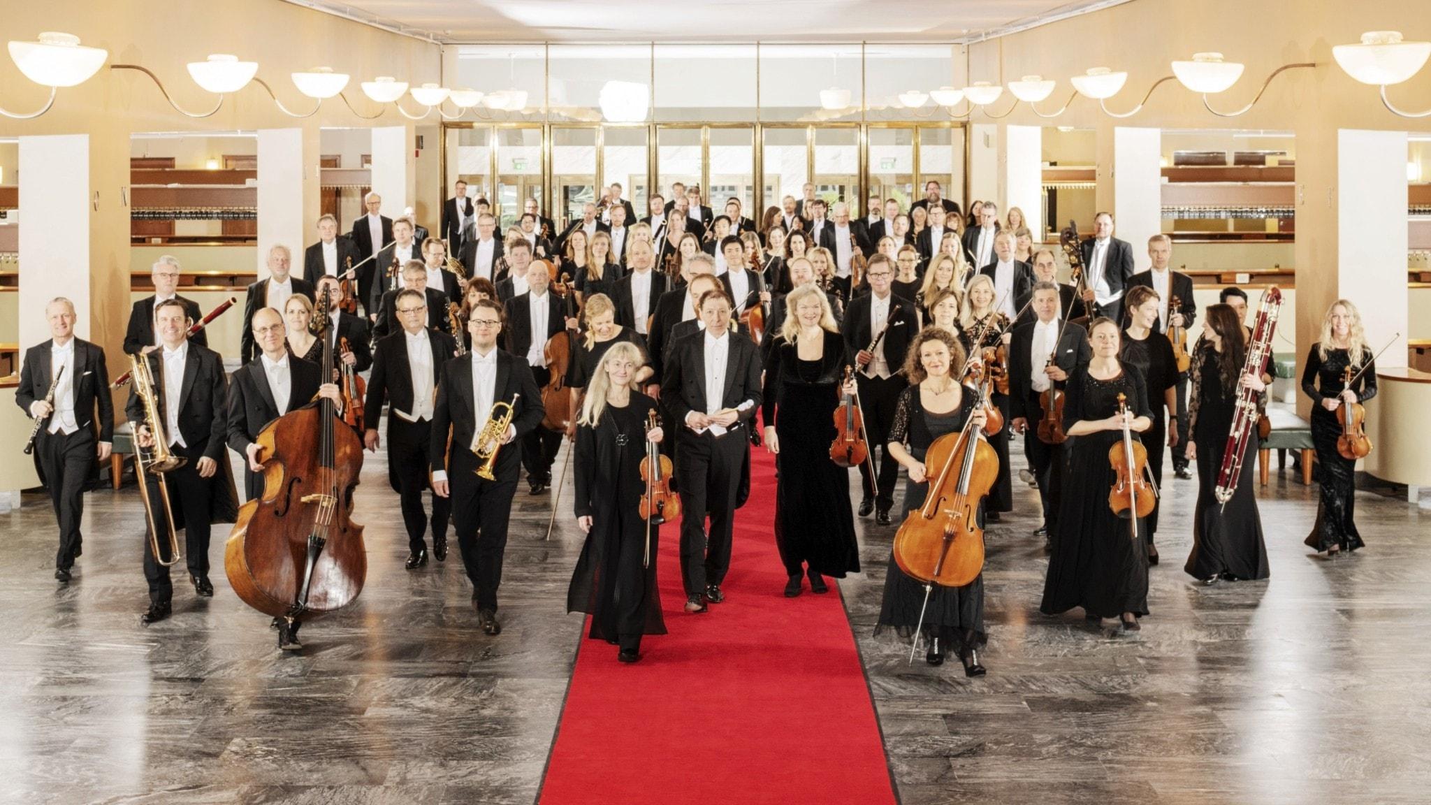 Faurés Requiem med Göteborgs symfoniker