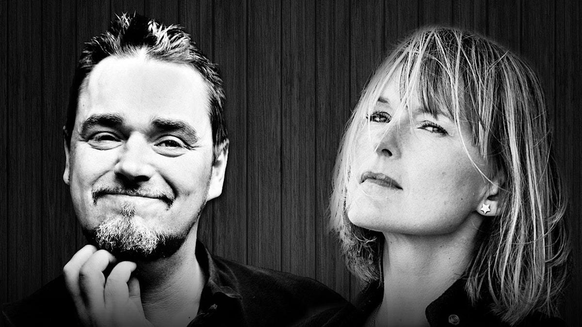 Jack Vreeswijk och CajsaStina Åkerström.