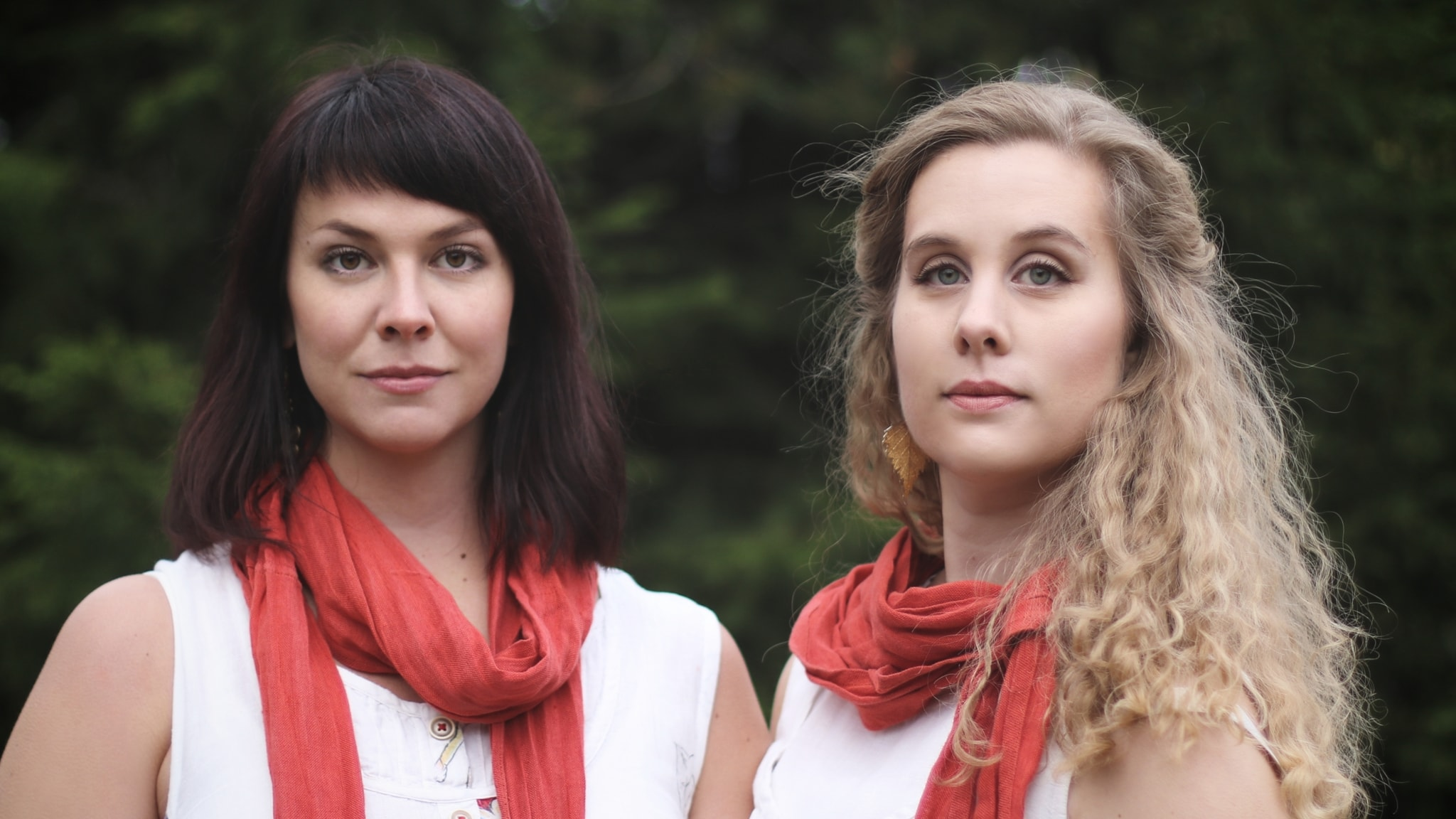 Duo Vox är Ida Persson och Åsa Jönsson.