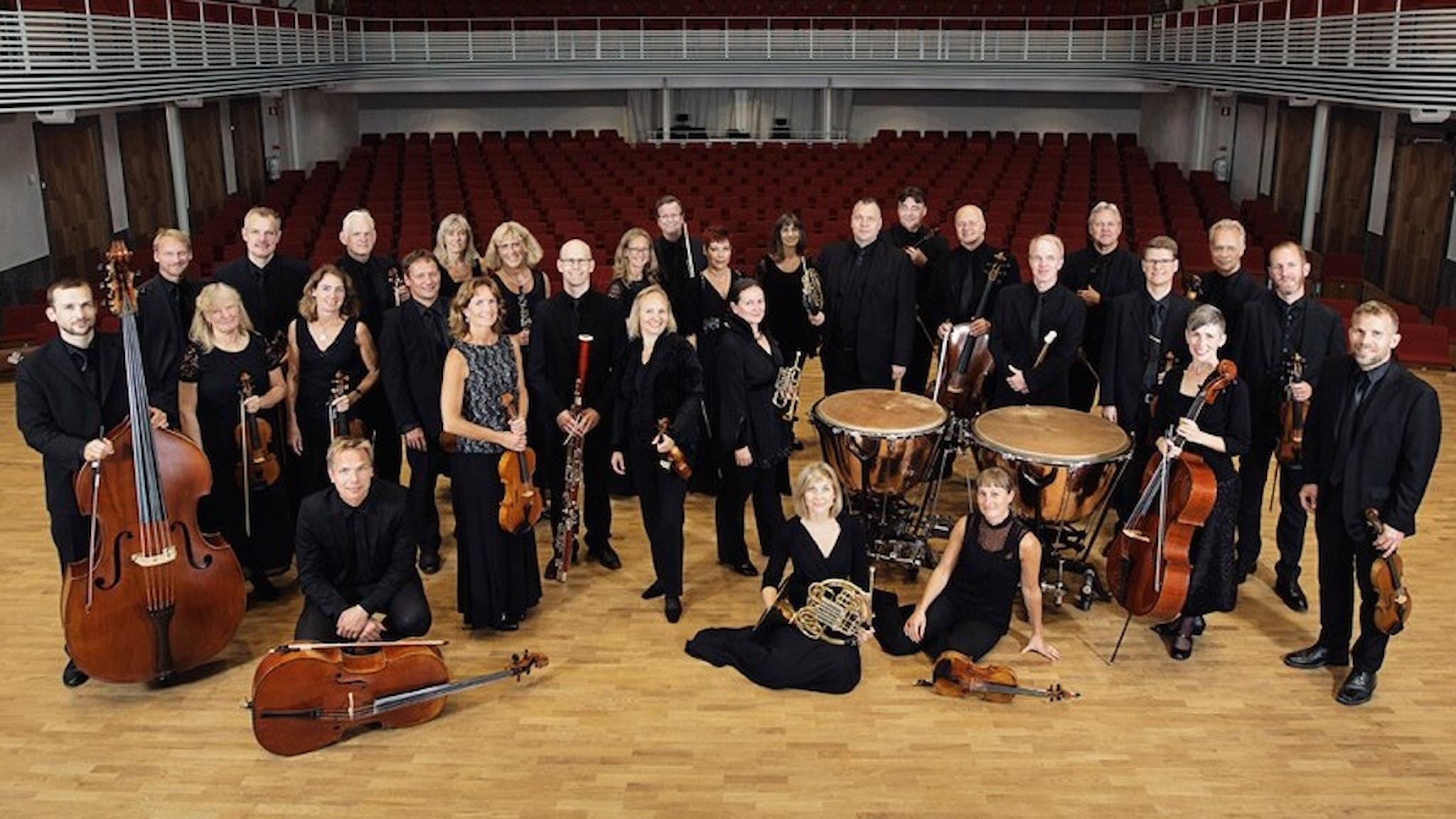 Bild: Svenska kammarorkestern