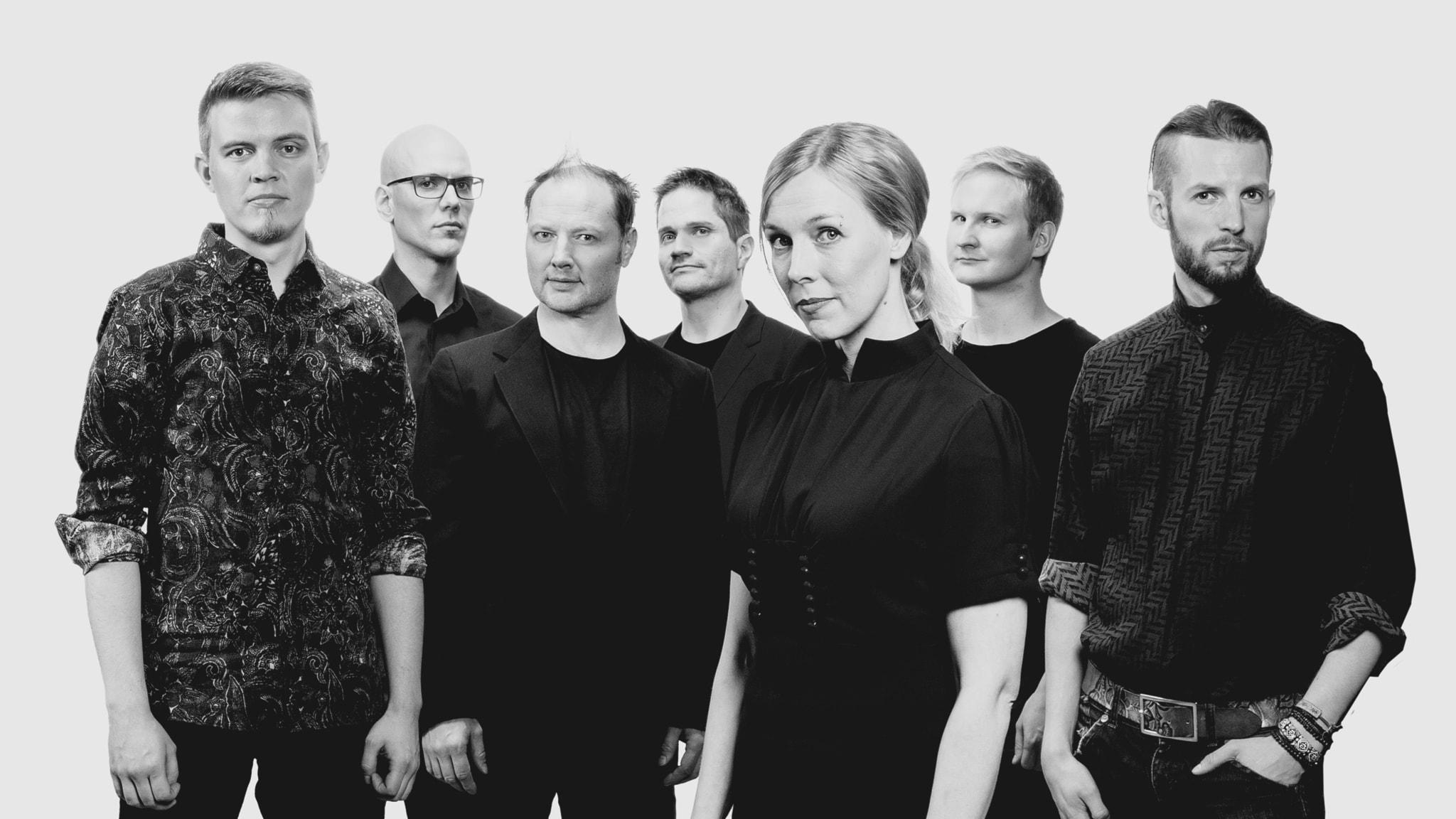 Finska bandet Frigg.