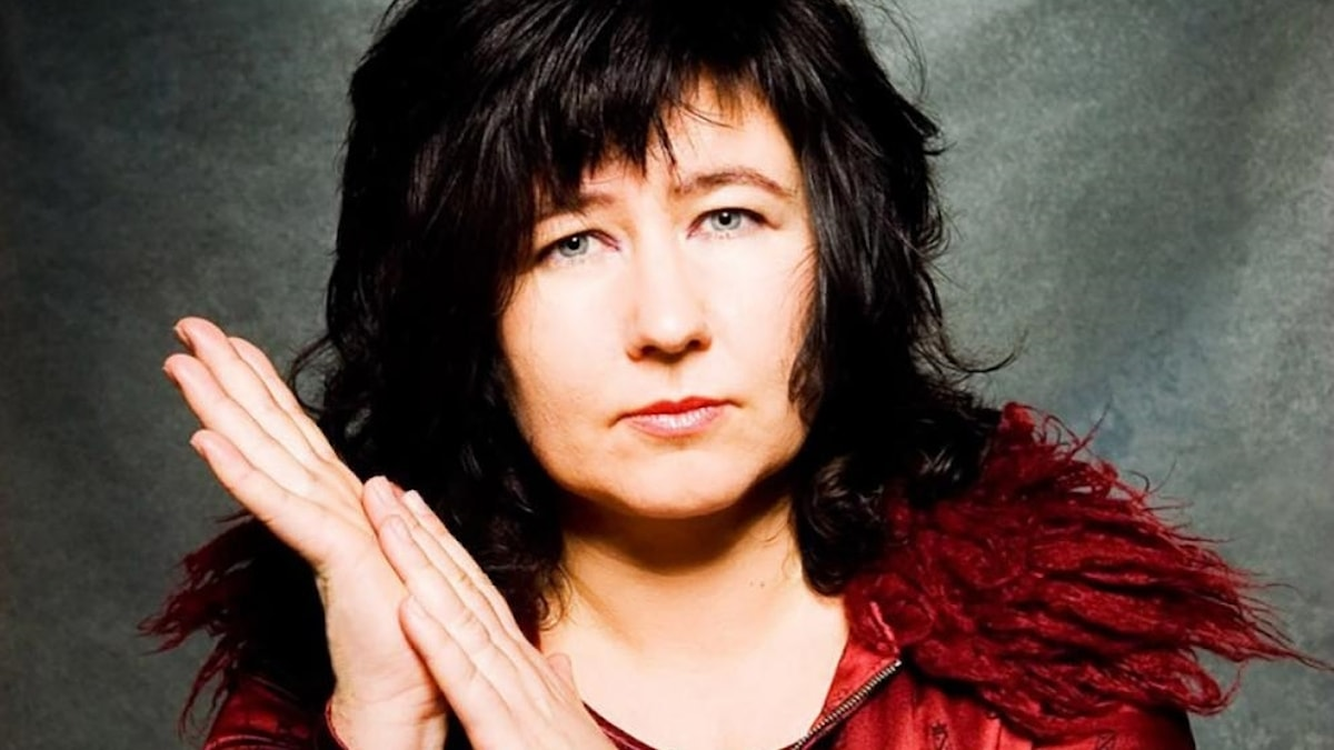 Tonsättaren Maria Lithell Flyg