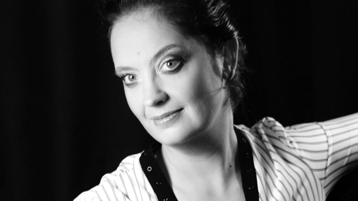 Ann Hallenberg.