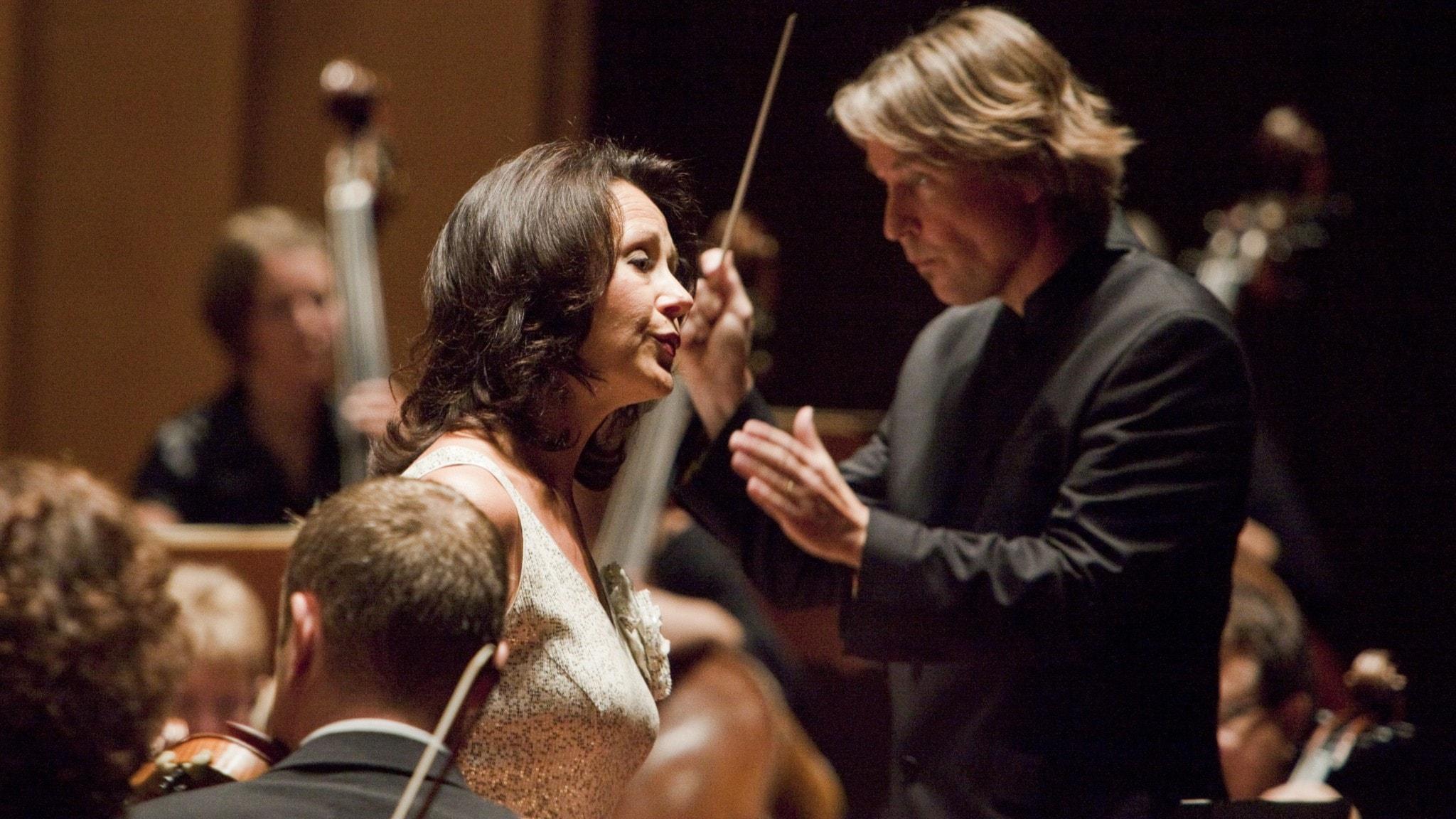 Esa-Pekka Salonen dirigerar Mahlers trea