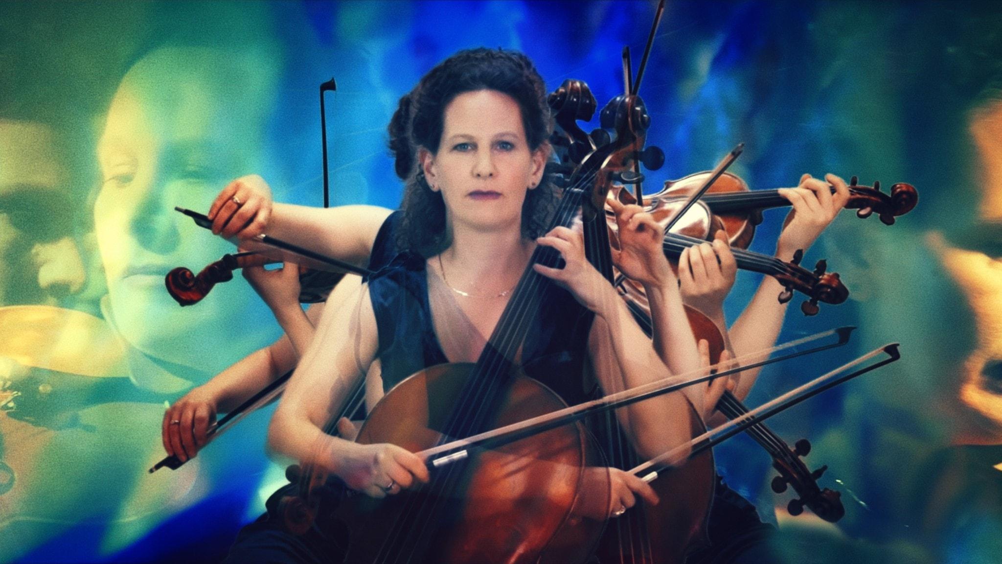 DIREKT: Malin Broman med vänner spelar Byström och Mendelssohn