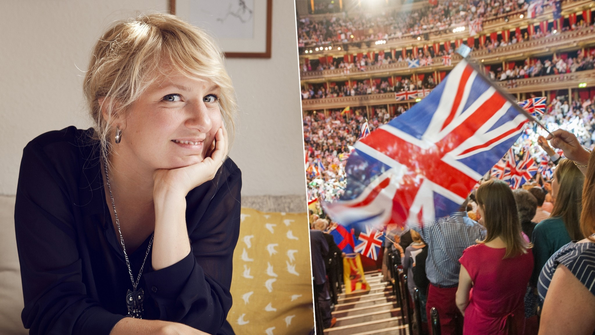 DIREKT: Last Night of the Proms