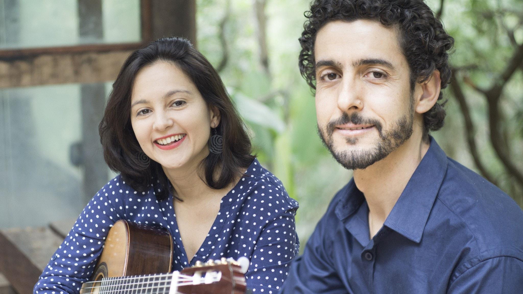 Uppsala internationella gitarrfestival: Duo Siqueira Lima och Riccardo Gallén