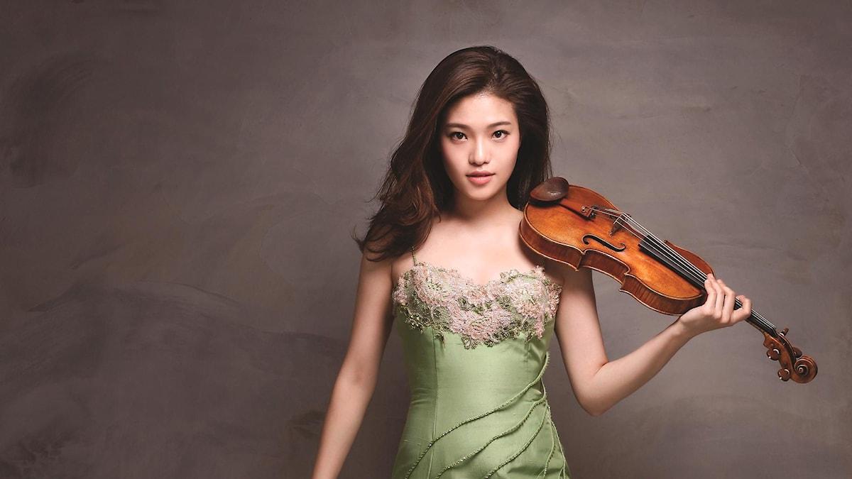 Ye-Eun Choi är en av årets artister på Järna Kammarmusikfestival.