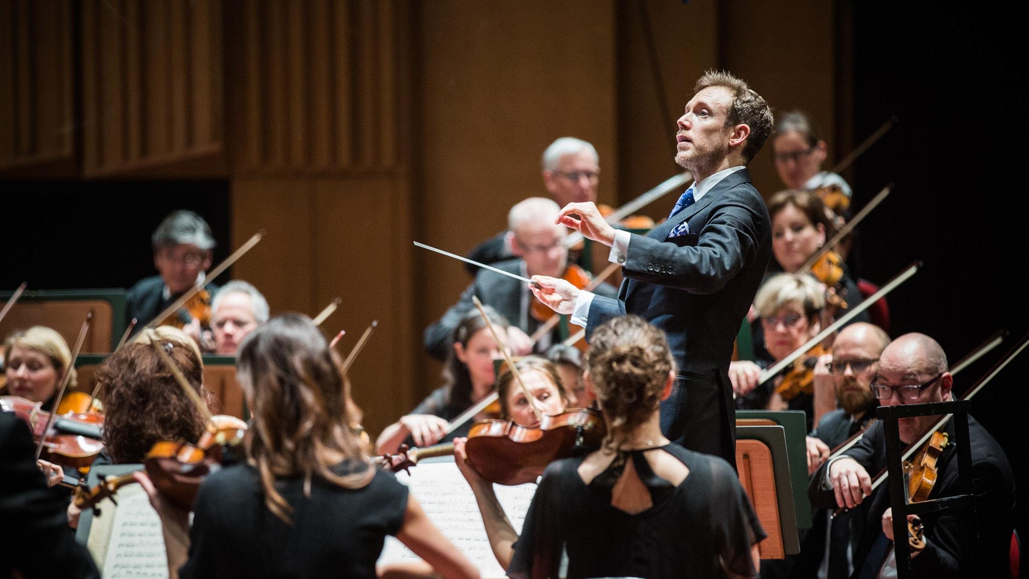 DIREKT: Mozarts Requiem från Berwaldhallen