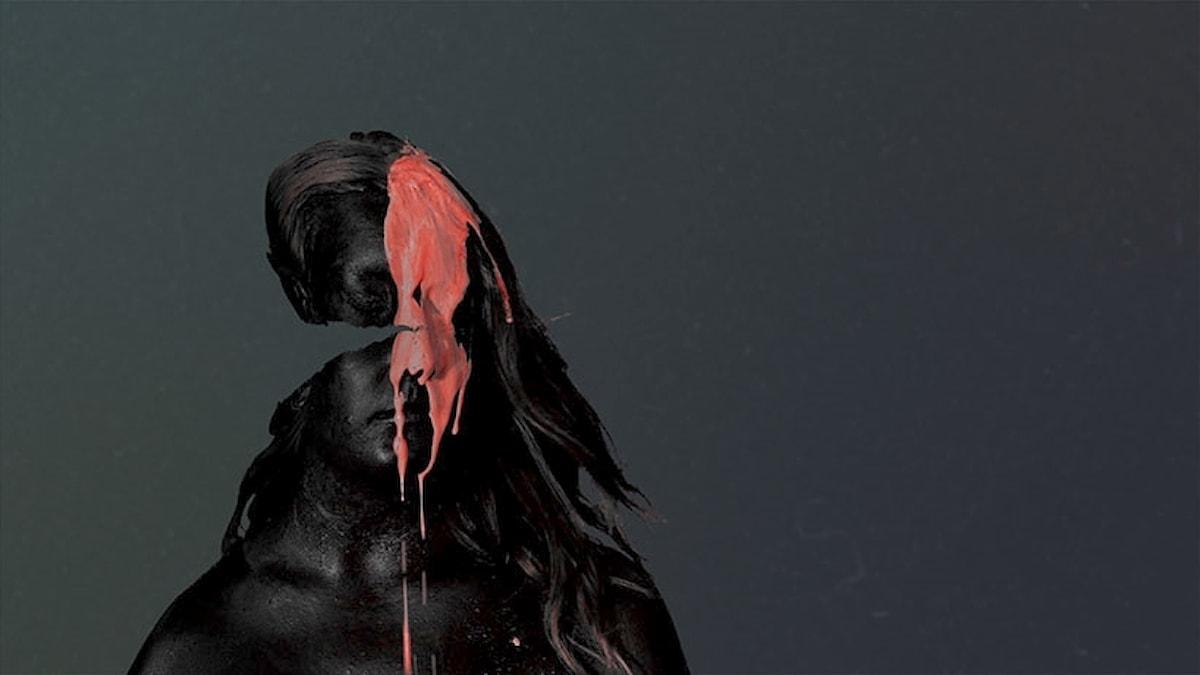 Bild från uppsättningen av Fredrik Högbergs Absent illusions, a hunt for the eluded muses med Malmö Symfoniorkester.